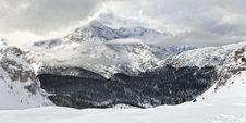 Landascape Dolomites Royalty Free Stock Image
