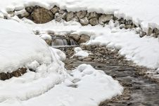 Free Winter Scene Stock Images - 18251534