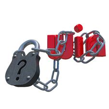 Free 3D Questionmark Lock Stock Photography - 18252352