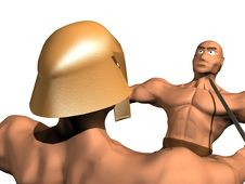 Free Fight 3d Stock Images - 18254994