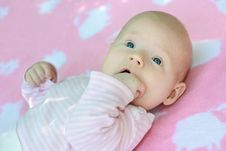 Free Little Child Stock Photography - 18256452