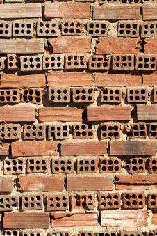 Free Grunge Brick Wall Royalty Free Stock Photography - 18256847