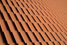 Free Roof Royalty Free Stock Image - 18257176