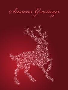 Free Reindeer Stock Images - 18257774
