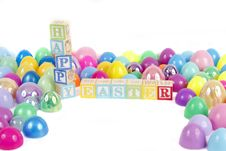Free Happy Easter Stock Photo - 18258080