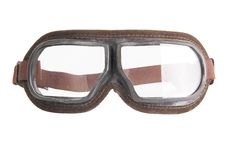 Free Front Of Protective Glasses Stock Photos - 18258933
