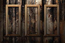Free Empty Frames Royalty Free Stock Photo - 18258965