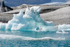 Free Jokulsarlon Lake In Iceland Stock Image - 18260301