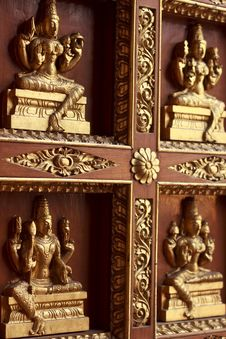 Free Hindu Ancient Stock Image - 18262261
