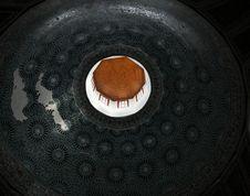 Dome Of Karatay Museum, Konya. Stock Photo