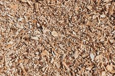 Free Wood Chip Background Stock Photography - 18263082