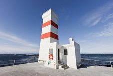 Free Old Lighthouse Royalty Free Stock Photo - 18263195