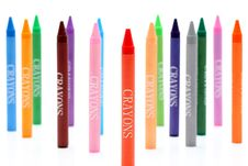Free Colorful Crayons Stock Image - 18263981