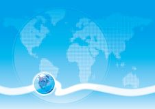 Free Global Communication Stock Photography - 18264462