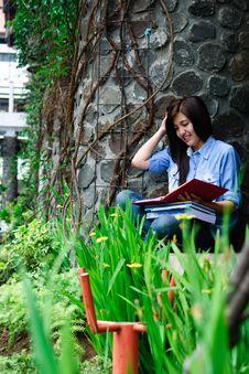 Free Happy Student Stock Photo - 18265100