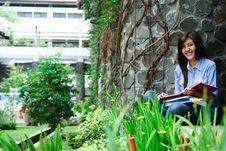 Free Happy Student Stock Image - 18265131