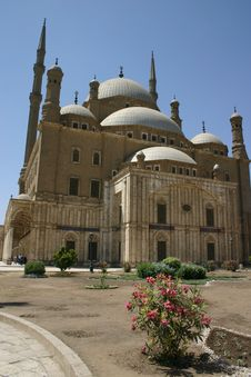 Free Cairo Mosque Royalty Free Stock Image - 18265156
