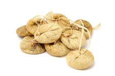 Dried Figs Royalty Free Stock Images