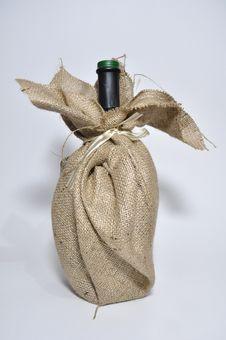 Gift Bottle Stock Photos