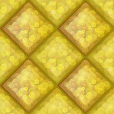 Free Amber Seamless Pattern Stock Image - 18267011