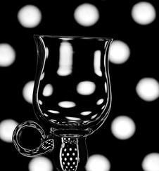 Free Abstract Coffee Glass Stock Image - 18267201