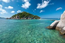 Free Nangyuan Island Stock Image - 18267211
