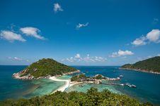 Free Nangyuan Island Royalty Free Stock Image - 18267246