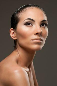 Free Fashion Beauty Woman Stock Image - 18267681