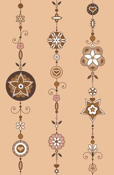 Free Decorative Wind Chimes Stock Photography - 18267922