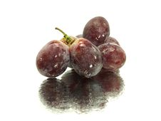 Free Red Grape Royalty Free Stock Image - 18268586