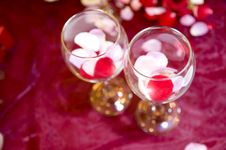 Free Wedding Decoration Stock Photography - 18268892