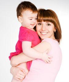 Free Happy Mother Stock Image - 18269531