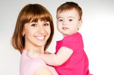Free Happy Mother Royalty Free Stock Photography - 18269577