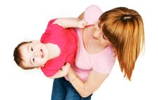 Free Happy Mother Royalty Free Stock Photography - 18269587