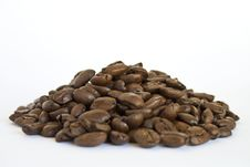 Free Coffee Beans Royalty Free Stock Images - 18269619