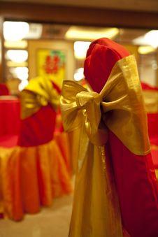 Chinese Wedding Royalty Free Stock Image