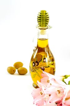 Free Olive Oil Stock Photo - 18270740