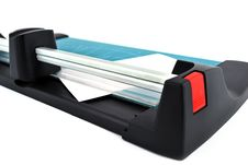 Free Paper Cutter Stock Image - 18270881