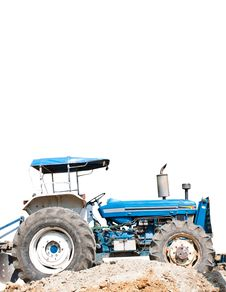 Free Tractor Stock Photo - 18272010