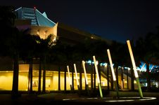 Free Singapore Indoor Stadium Stock Photos - 18272653