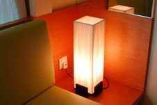 Free Table Lamp Stock Photography - 18272682