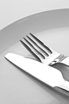 Free Fork And Knife Stock Photos - 18273513