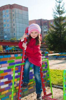 Free Little Girl Stock Photo - 18274400