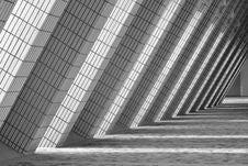 Free Brick Passageway Stock Photography - 18274782