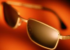 Free Sunglasses Close Up Selective Focus Royalty Free Stock Photos - 18274858