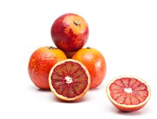 Free Red Oranges. Stock Photography - 18275812