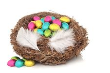 Easter Egg Treat Royalty Free Stock Photo
