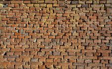 Free Brick Wall Stock Photo - 18277050