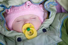 Free Baby Royalty Free Stock Photography - 18277127