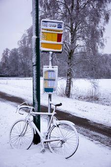 Free Bike Royalty Free Stock Image - 18277366